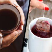 فواید قهوه و چای