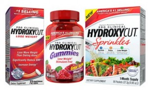 HYDROXYCUT-SAMPLES